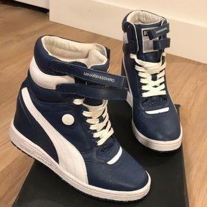 Mihara Yasuhiro Puma Wedge sneaker
